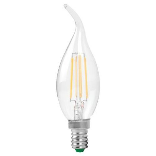 LED Candle Wick Lightbulb 4W SES (470 lumens) 199419
